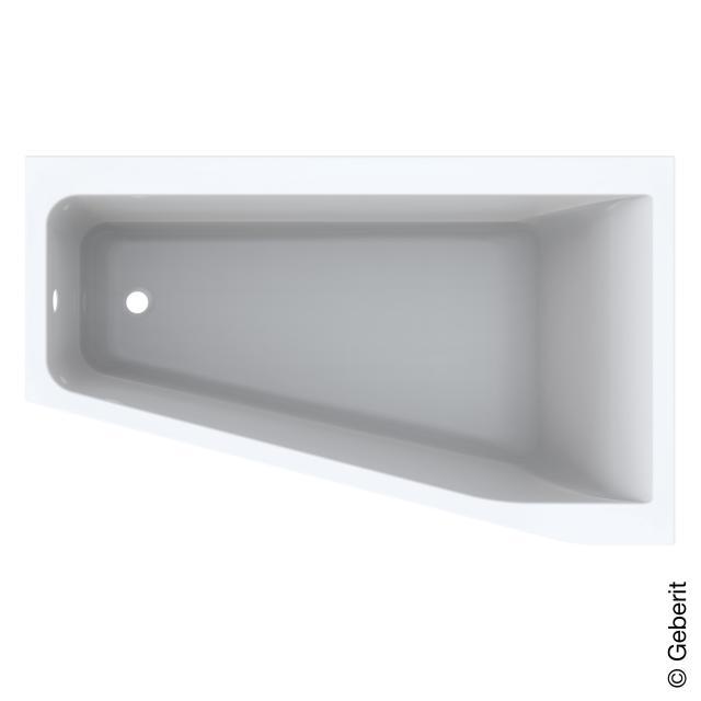 Geberit Renova Plan Raumspar-Badewanne, Einbau