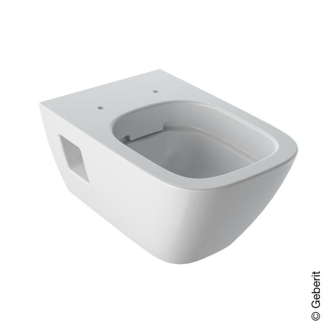 Geberit Renova Plan Wand-Tiefspül-WC weiß