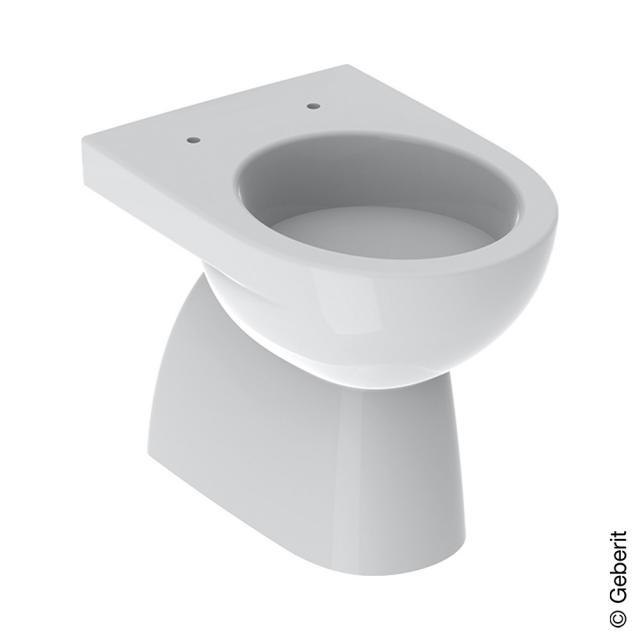Geberit Renova Stand-Tiefspül-WC mit Spülrand, weiß