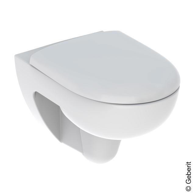 Geberit Renova Wand-Tiefspül-WC, mit WC-Sitz