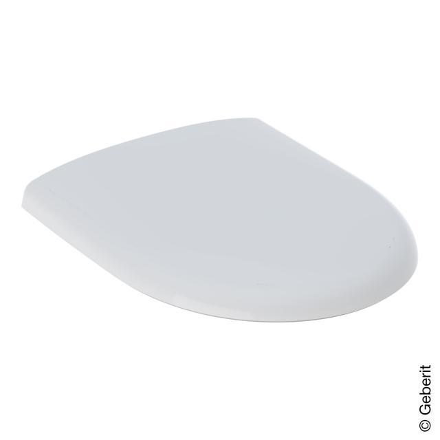 Geberit Renova WC-Sitz weiß, mit Absenkautomatik & abnehmbar