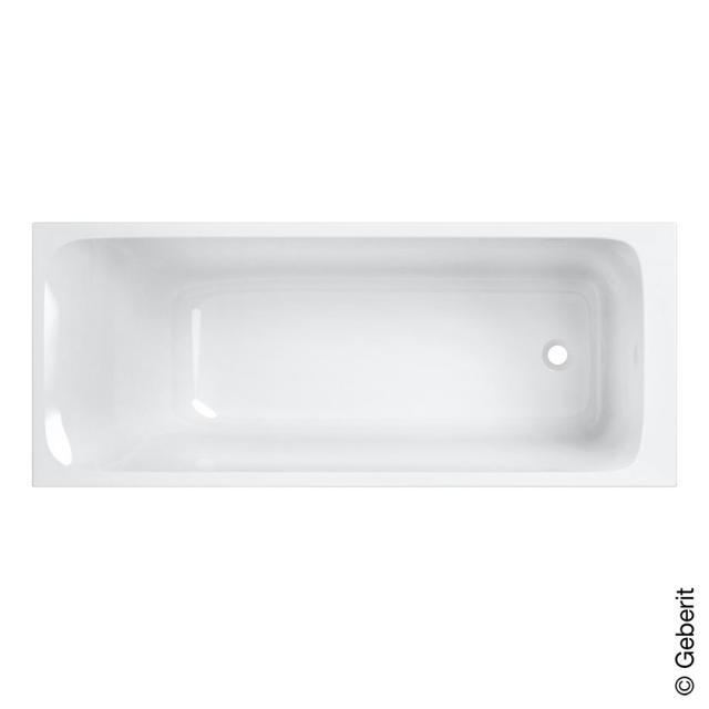 Geberit Tawa Rechteck-Badewanne, Einbau