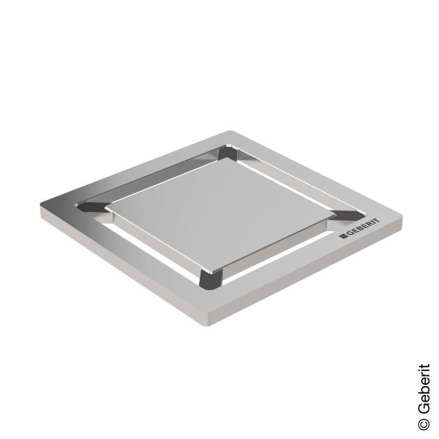 Geberit Universal Designrost Square für Duschbodenablauf