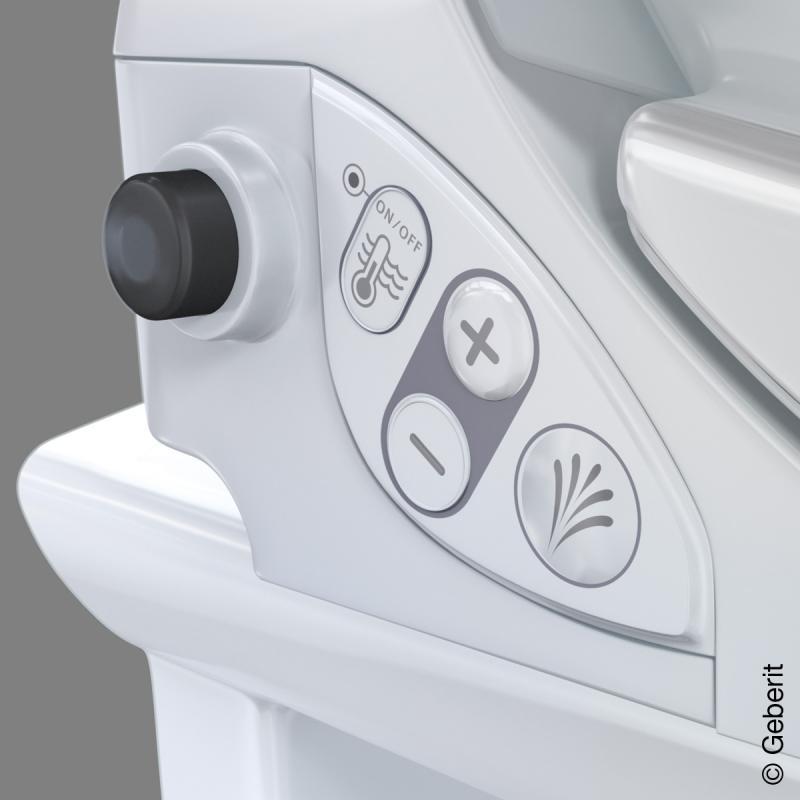geberit aquaclean 4000 dusch wc sitz mit absenkautomatik soft close 146130111 reuter. Black Bedroom Furniture Sets. Home Design Ideas