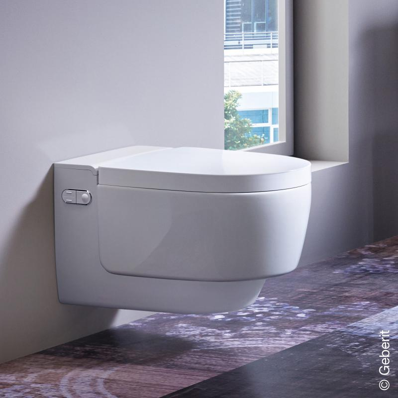 geberit aquaclean mera classic dusch wc komplettanlage wei 146200111 reuter. Black Bedroom Furniture Sets. Home Design Ideas