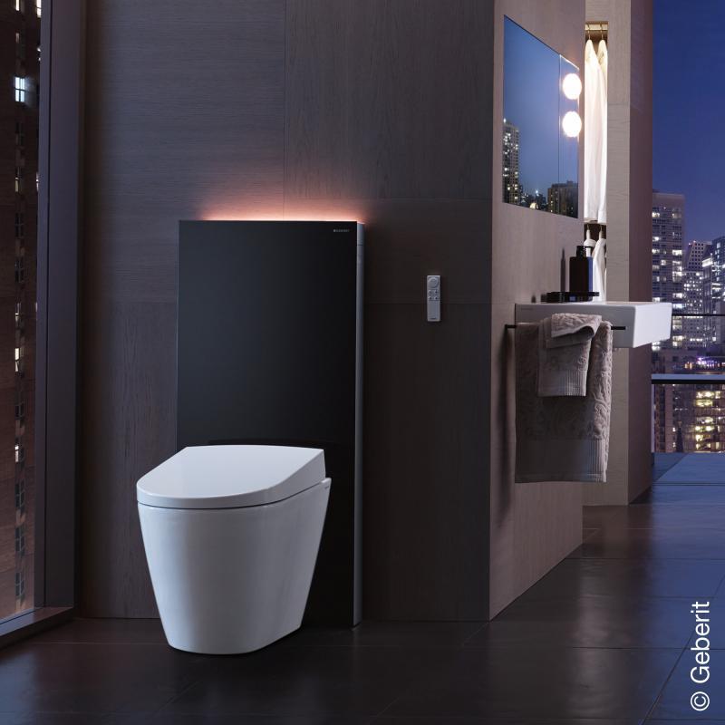 geberit aquaclean sela stand dusch wc komplettanlage 146170111 reuter. Black Bedroom Furniture Sets. Home Design Ideas