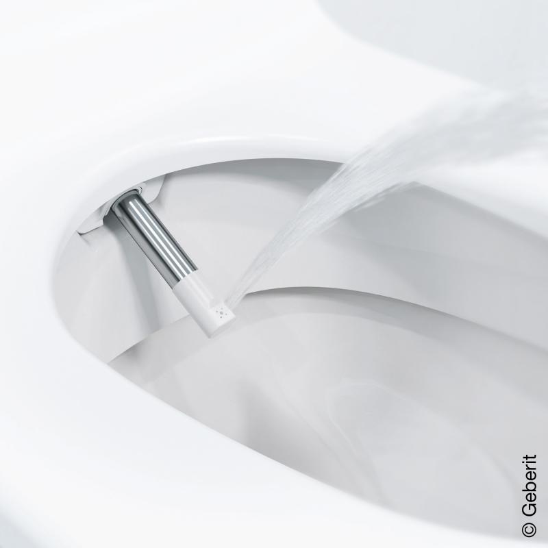 Geberit Aquaclean Sela Wand Dusch Wc Komplettanlage Mit Analdusche