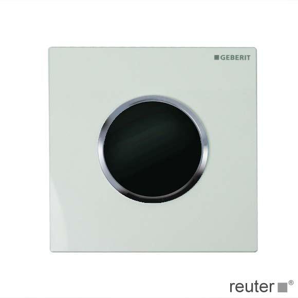 geberit urinalsteuerung ber hrungslos sigma 10 ir wei chrom hochglanz 116035kj1 reuter. Black Bedroom Furniture Sets. Home Design Ideas