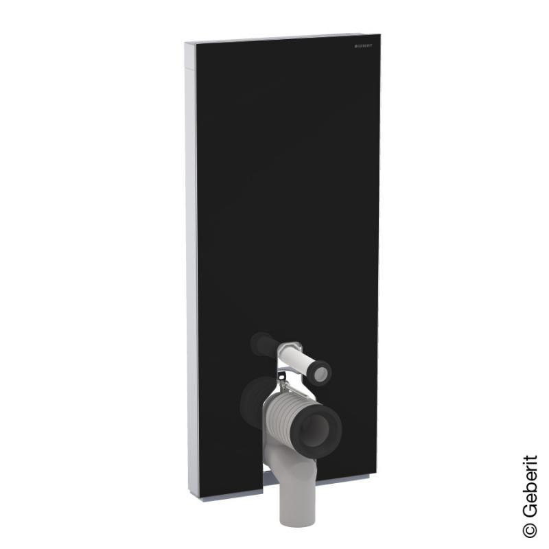 geberit monolith plus sanit rmodul f r stand wc h 114 cm glas schwarz 131233sj5 reuter. Black Bedroom Furniture Sets. Home Design Ideas