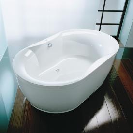 Schröder Glorus Freistehende Oval-Badewanne