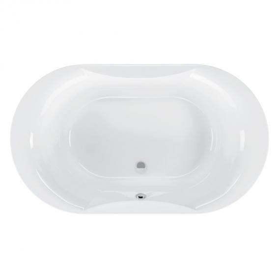 Schröder Glorus Oval-Badewanne