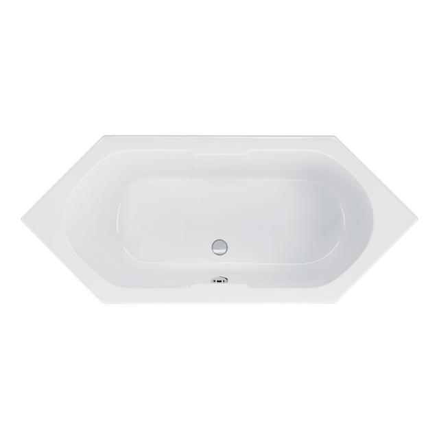 Schröder Antilla Sechseck-Badewanne, Einbau