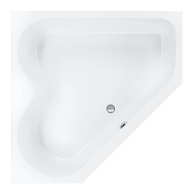 Schröder Cyprus Eck-Badewanne, Einbau