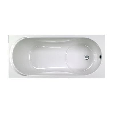 Schröder Elja Rechteck-Badewanne, Einbau