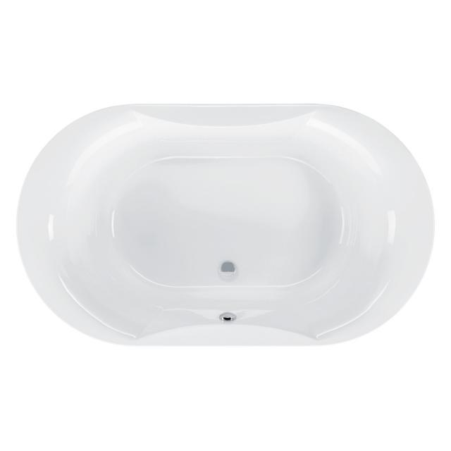 Schröder Glorus Oval-Badewanne, Einbau
