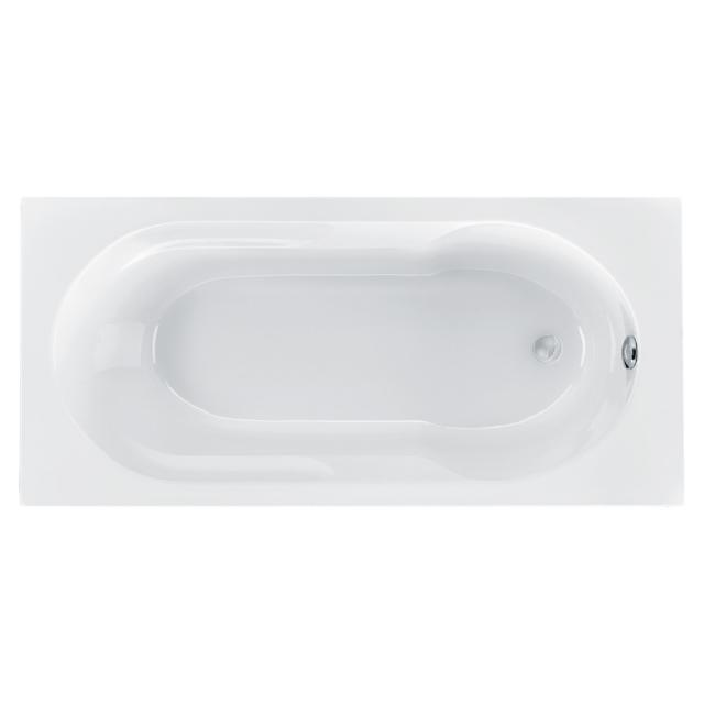 Schröder Julia Rechteck-Badewanne, Einbau