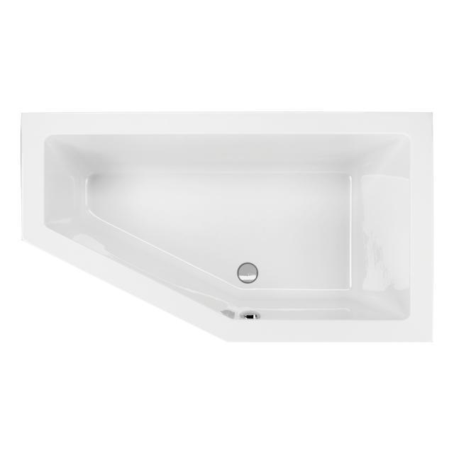 Schröder Lupor Raumspar-Badewanne, Einbau