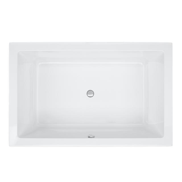 Schröder Lupor Rechteck-Badewanne, Einbau