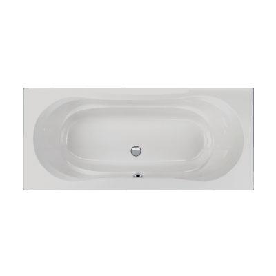 Schröder Martinique Rechteck-Badewanne, Einbau