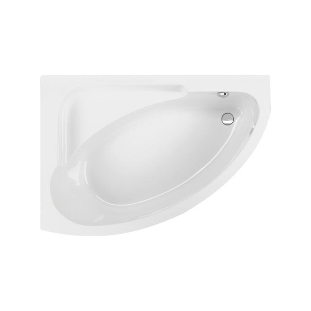 Schröder Milano Eck-Badewanne, Einbau