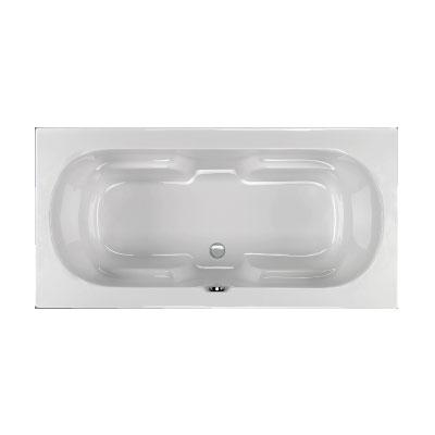 Schröder Miranda Rechteck-Badewanne, Einbau
