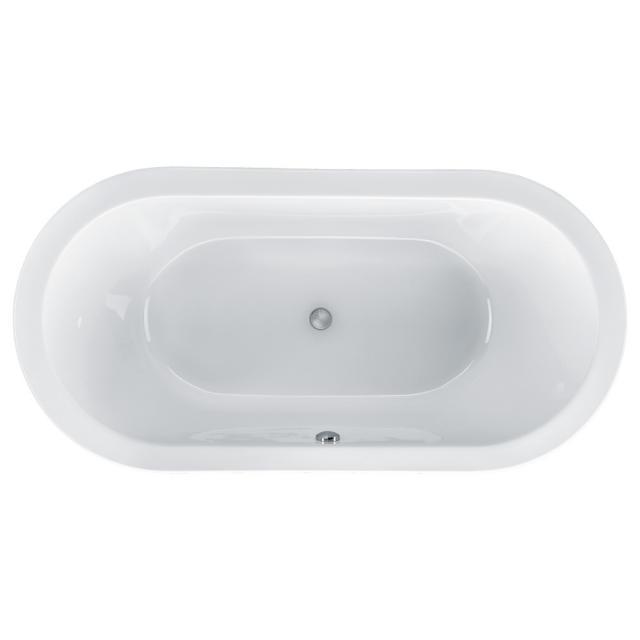 Schröder Rhein Oval-Badewanne, Einbau