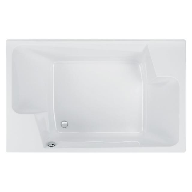 Schröder Saragossa Rechteck-Badewanne, Einbau