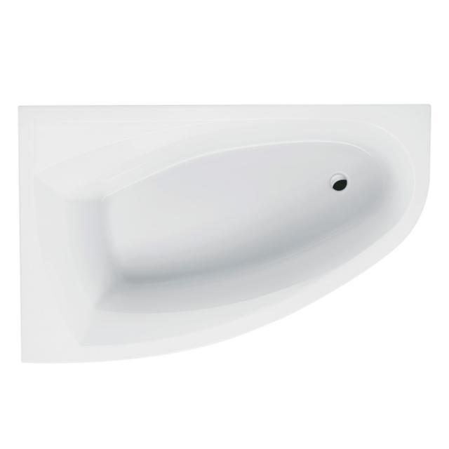 Schröder Silver Eck-Badewanne, Einbau