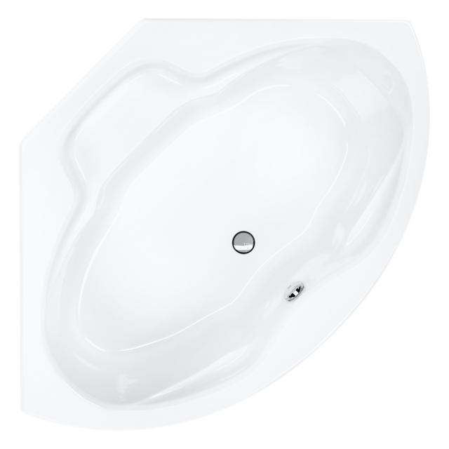 Schröder Sylt Eck-Badewanne, Einbau