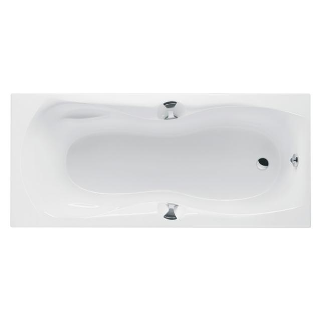 Schröder Tulu Rechteck-Badewanne mit Griffen