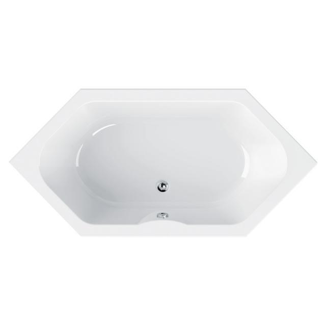 Schröder Una Sechseck-Badewanne, Einbau