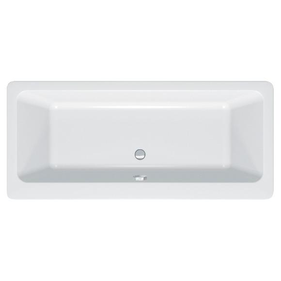Schröder Venus Rechteck-Badewanne, Einbau
