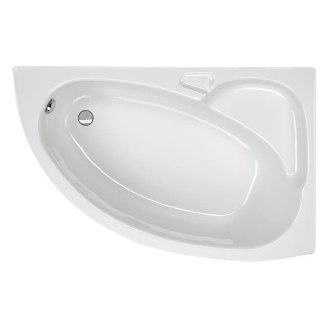 Schröder Wien Eck-Badewanne, Einbau
