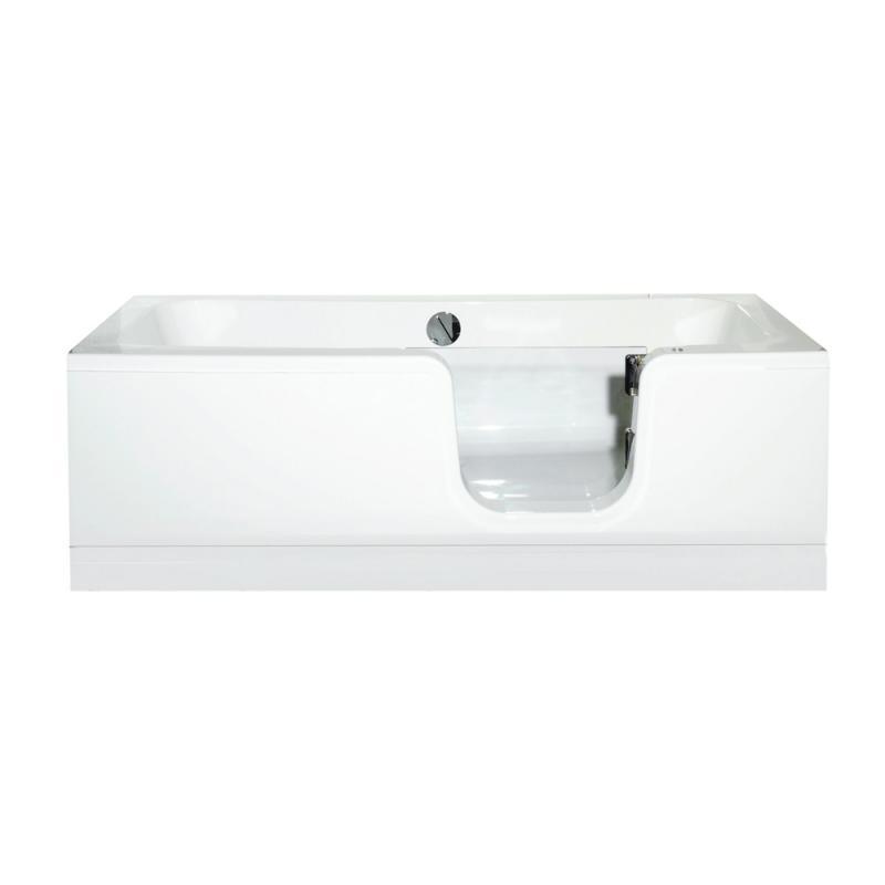 schr der atlantik badewanne mit duschzone ausf hrung rechts 0020253000001 reuter. Black Bedroom Furniture Sets. Home Design Ideas