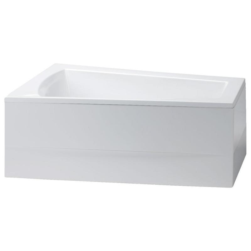 schr der sch rze f r raumspar badewanne lara 170 links 0020101023001 reuter. Black Bedroom Furniture Sets. Home Design Ideas