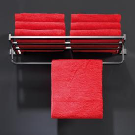 Giese Gifix Tono Handtuchablage mit Badetuchhalter