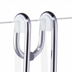 Giese Kantenschutz für Glasduschwände mit 6 mm Glasstärke