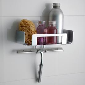 Giese Keep Duschkorb mit Haken und Wischer