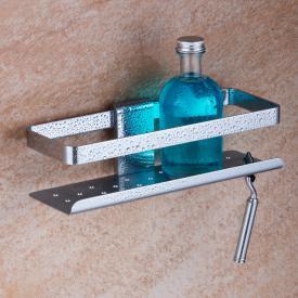 Giese Newport Duschkorb mit Aussparung für Rasierer