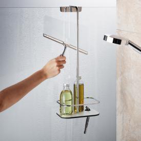 Giese Vipa Duschkorb mit Halter für Rasierer, für Glaswand bis 9 mm