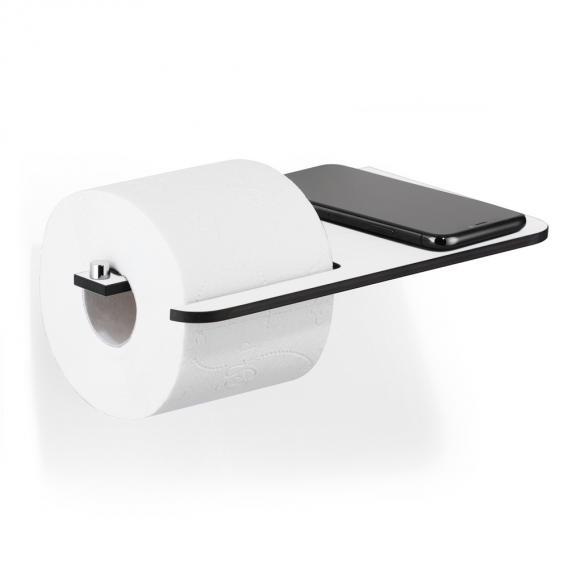 Giese Papierhalter mit Ablagefläche weiß