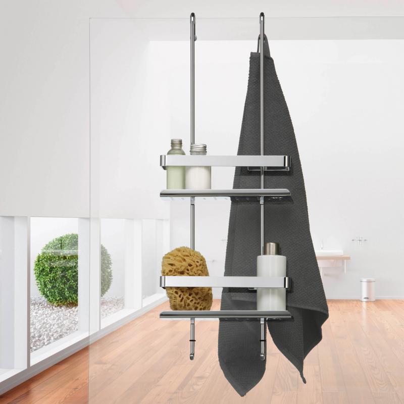 ablage dusche gemauerte ablage in der dusche badezimmer. Black Bedroom Furniture Sets. Home Design Ideas