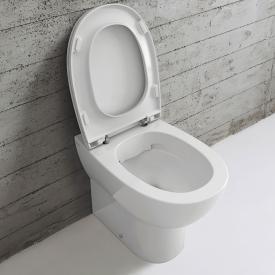 Globo 4ALL SENZABRIDA® Stand-Tiefspül-WC, spülrandlos