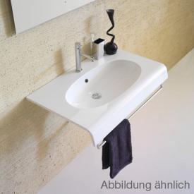 Globo BOWL+ Handtuchhalter B: 70 T: 7,7 cm für Waschtisch