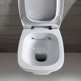 Globo DAILY SENZABRIDA® Wand-Tiefspül-WC, spülrandlos