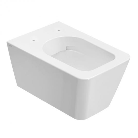 Globo INCANTHO SENZABRIDA® Wand-Tiefspül-WC, spülrandlos weiß