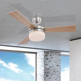 Globo Lighting Alana Deckenleuchte/Ventilator