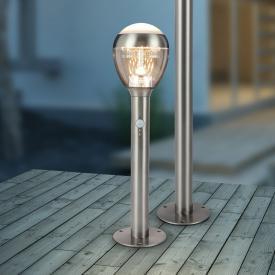 Globo Lighting Callisto LED Pollerleuchte mit Bewegungsmelder