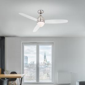 Globo Lighting Premier Deckenleuchte/Ventilator