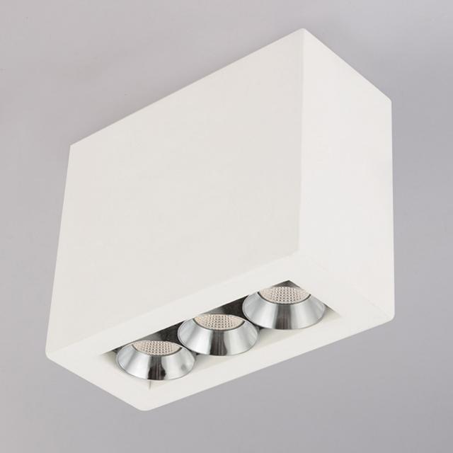 Globo Lighting Christine LED Spot/Deckenleuchte, 3-flammig